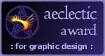 Aeclectic Award For Graphic Design