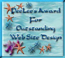 Award For Outstanding Web Design