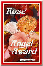 Rose Angel Award